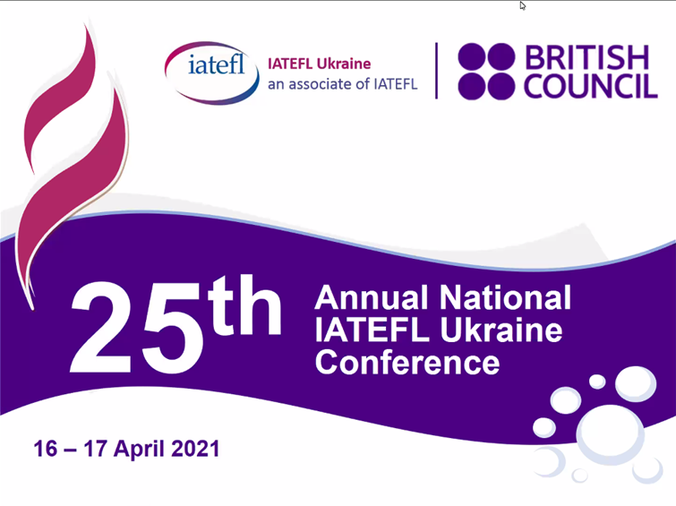 25th Annual National IATEFL Ukraine Conference